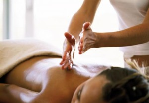 massaggio namaste